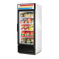 1 Section Glass Door Merchandiser Freezer