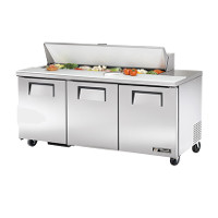 "72"" Sandwich / Salad Prep Tables"