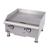 Gas Countertop Griddles