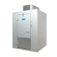 Self-Contained Indoor Walk-In Coolers w/ Floor