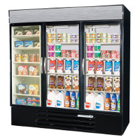Combination Refrigerator Freezer Merchandisers