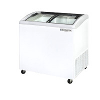 Glass Top Display Freezers
