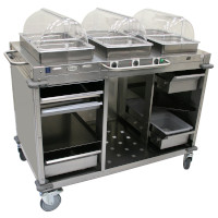 Cafeteria & Buffet Line Equipment