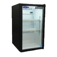 Countertop Glass Door Merchandiser Refrigerators & Freezers
