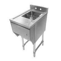 1 Bowl Underbar Sinks & Hand Sinks