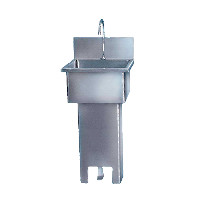 Pedestal Base Hand Sinks