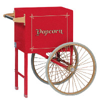 Popcorn Carts & Display Stands