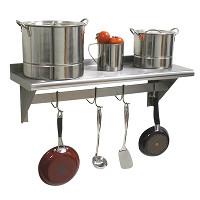 Pot Racks & Glass Hanger Racks