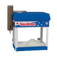 Snow Cone Machines & Ice Shavers