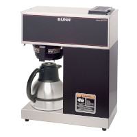 Thermal Server Pourover Coffee Machines