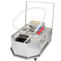 Electric-Powered Fryer Oil Filtration Machines