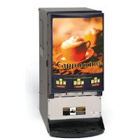 Cappuccino & Hot Chocolate Dispensers