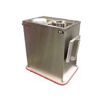 Heated Plate & Dish Dispensers
