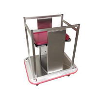 Mobile Tray Dispensers