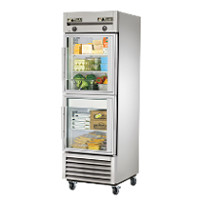 Combination Reach-In Refrigerators & Freezers