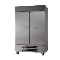Solid Door Combination Refrigerators / Freezers