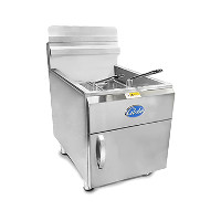 Gas Countertop Fryers