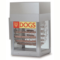 Hot Dog Rotisseries