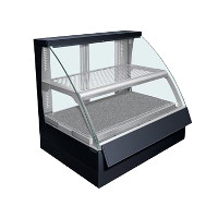 Heated Display Cases & Deli Cases