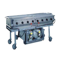 Transportable Gas Grill