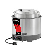 Soup Warmers and Rethermalizers