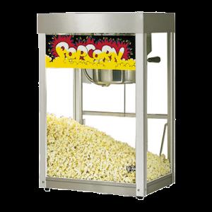 Star 39S-A JetStar 6 oz. Popcorn Popper with Stainless Steel Trim