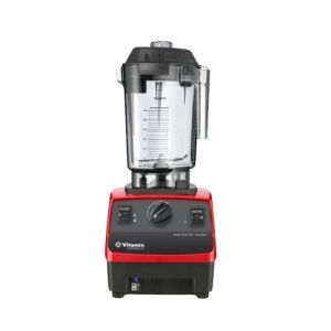 Vitamix 062825 Drink Machine Bar Blender with Red Base and Advance Container