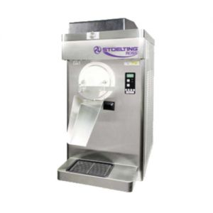 Stoelting CF101X-302B Countertop Air Cooled Custard Freezer / Soft Serve Machine