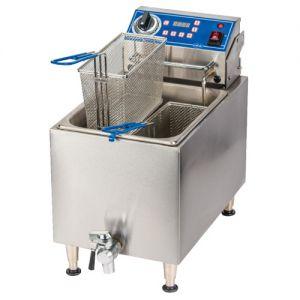 Globe GPC16 Electric Countertop Pasta Cooker / Boiling Unit