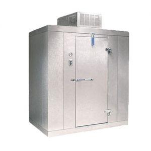 Nor-Lake KODB771014-C 10' x 14' Outdoor Cooler w/ Floor 7'7