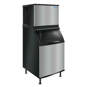 Koolaire KY-0500W Half Dice Cube Ice Machine 545 lb/day