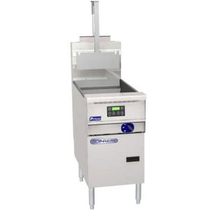 Pitco SSPG14 Solstice Supreme Gas Pasta Cooker 12 Gallon Capacity