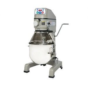 Globe SP25 Gear Driven 25 Qt. Commercial Planetary Floor Mixer - 115V, 3/4 hp