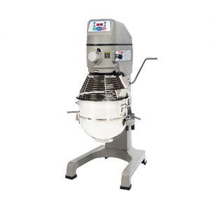 Globe SP30P Gear Driven 30 Qt. Commercial Planetary Floor Pizza Mixer - 220V, 1 1/2 hp