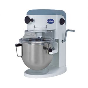 Globe SP5 Gear Driven 5 Qt. Commercial Countertop Mixer - 115V, 800W