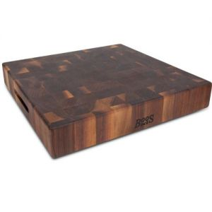 John Boos WAL-CCB183-S Walnut Chopping Block 18
