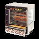 Star 175CBA Hot Dog Broiler/Rotisserie 36 Hot Dog & 32 Bun Capacity