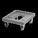 Cambro CD400615 300 lb Load Capacity Camdolly (Charcoal Gray)