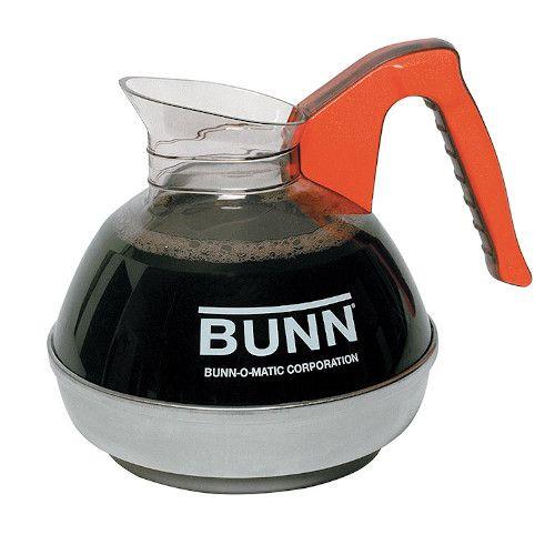 Bunn 06101.0101 Easy Pour 64 Oz Drip-Proof Coffee Decanter