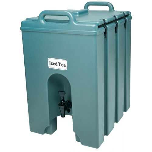 Cambro 1000LCD401 11-3/4 Gallon Camtainer Beverage Carrier (Slate Blue)
