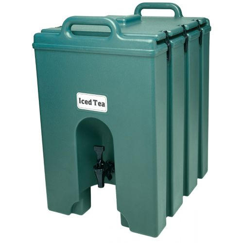 Cambro 1000LCD519 11-3/4 Gallon Camtainer Beverage Carrier (Green)