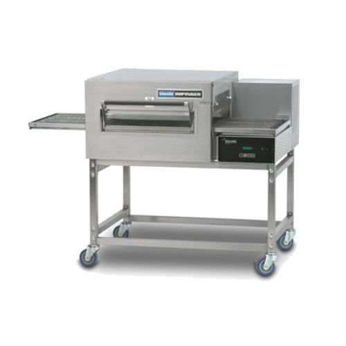 Lincoln 1130-000-V Electric Express Ventless Single Deck Conveyor Pizza Oven