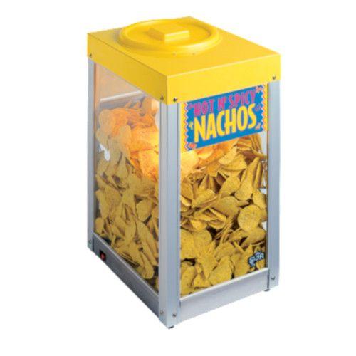 Star 15NCPW Nacho Chip / Popcorn Warmer 10 lb. Capacity