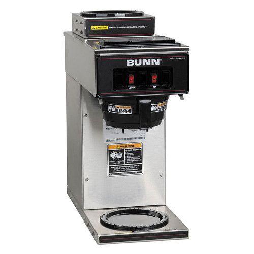 Bunn 13300.0002 VP17-2 Pourover Coffee Maker - Stainless Decor