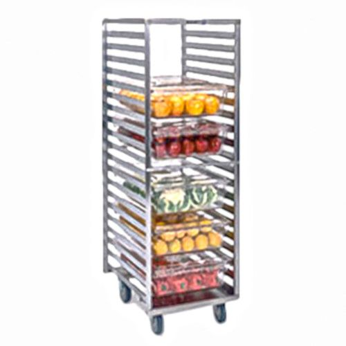 Lakeside 166 Full Height Pan Rack with 2-5/8