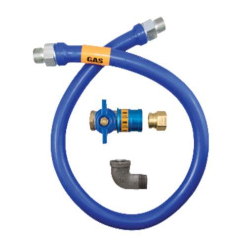 Dormont 1675BPCF48 Safety Quik® Blue Hose™ Movable 48