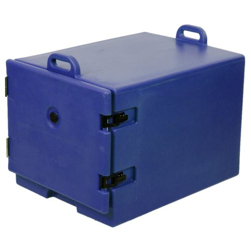Cambro 1826MTC186 Camcarrier 6 Capacity Tray & Sheet Carrier (Navy Blue)