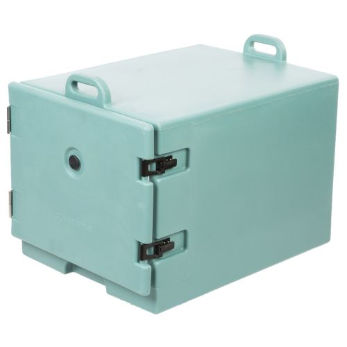 Cambro 1826MTC401 Camcarrier 6 Capacity Tray & Sheet Carrier (Slate Blue)
