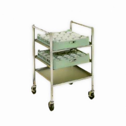 Lakeside 197 Glass & Cup Rack Transport Cart