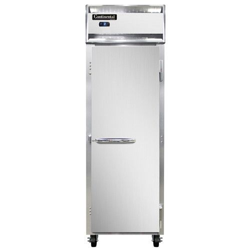 Continental Refrigerator 1F-LT Low Temp Reach-In Freezer